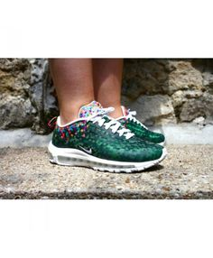 Authentic Nike Air Max 97 Jacquard Rio Tz Uglymely 3 Womens Trainers Nike  Air Max For 08d770b16