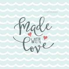 Made With Love SVG Baby SVG Cricut Explore and more. Made with Love Baby New Baby Newborn Infant Nursery Art Quote Hearts SVG SVG File, suitable for cutting or printing with your compatible software! SVG files for use with Cricut Explore and other cutting machines. This product