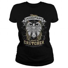 CRUTCHER CRUTCHERBIRTHDAY CRUTCHERYEAR CRUTCHERHOODIE CRUTCHERNAME CRUTCHERHOODIES  TSHIRT FOR YOU