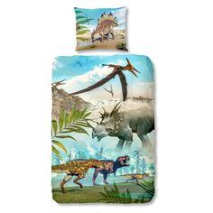 Home Style Dekbedovertrek 5036 Dinoworld