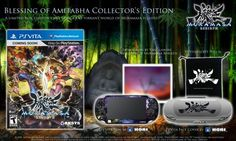 Muramasa Rebirth Blessing of Amitabha Edition  PlayStation Vita Limited >>> To view further for this item, visit the image link.Note:It is affiliate link to Amazon.