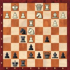 Daily Chess Training: From this week's TWIC download: Rodi-Matsuura Rio de Janeiro 2018 Black to move - how should he best continue? (more than the first move needed for a complete answer)