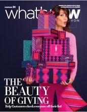Avon Brochure Avon Brochure, Campaign, Beauty, Beauty Illustration