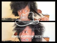 LA SOLUTION: ADIEU CHEVEUX CREPUS SECS LECTERFRO - YouTube