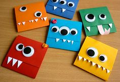 Modele Carte Invitation Anniversaire Modele Carte Invitation Anniversaire A Fair. Diy For Kids, Crafts For Kids, Funny Monsters, Monster Birthday Parties, Monster Cards, Monster 2, Kids Cards, Invitation Cards, Party Invitations