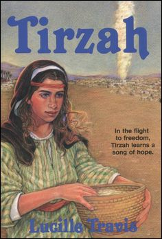 "Tirzah by Lucille Travis. Study Guide found in Veritas Press ""Old Testament & Ancient Egypt"" teacher's manual."