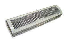Kurtyny powietrzne pozwalają na szybkie podwyższenie temperatury w pomieszczeniu, posiadają zabezpieczenie termiczne, które chroni urządzenie.