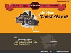 design interface for palembang #taskproject