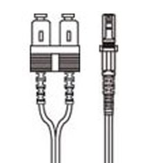 Fiber Patch Cord Cable SC to MTRJ Singlemode Duplex OS1 9/125 OS1-SC-MTRJ-D Fiber Patch Cord, Cable, Patches, Cabo, Electrical Cable, Wire
