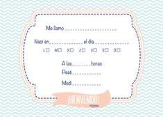 Diario de embarazada - Mamas Aquadeus Virtual Baby Shower, Welcome Baby, Mini Albums, Ideas Para, Baby Boy, Gifts, Alaia, Pregnancy, Frases
