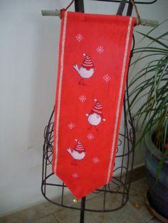 Poussins Noël par Magalie