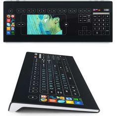 Optimus Tactus Keyboard 2