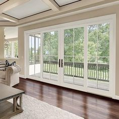Integrity from Marvin® Windows and Doors is pleased to announce the upcoming release of Wood-Ultrex Four Panel Sliding French Doors! Sliding French Doors, French Doors Patio, Double Sliding Glass Doors, Double French Doors, Double Patio Doors, Aluminium Sliding Doors, French Patio, French Windows, Solid Doors