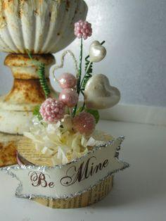 Be Mine Valentines Day Decorative Box. $14,99, via Etsy.