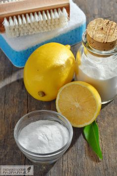 50 Homemade Cleaner