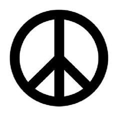 ¿Quién diseñó el símbolo de la paz?