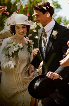 Lady Mary and Henry