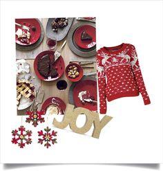 Di sporcarsi di #zucchero e #farina. Di indossare maglioni con #renne e #neve. Di fare decorazioni #homemade. Dii guardare film 24 per 24 ore di fila senza voler uscire di casa. Il #Natale quando arriva, arriva. E quando arriva è #gioia pura. #Christmas is coming   Good morning