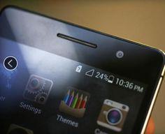 Fotos del skinny Huawei Ascend P6 - Negocios Inversiones Noticias de Tecnología