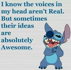 Lilo & Stitch Quotes, Amazing Animation Film for Children - Lilo and Stitch Quotes - Disney Funny True Quotes, Funny Relatable Memes, Cute Quotes, Funny Texts, Funny Jokes, Hilarious, Funny Disney Memes, Disney Quotes, Memes Humor