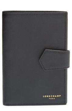 Longchamp Passport Wallet