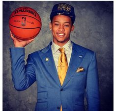 Trey Burke NBA Draft 2013 I'm so proud of him coming from our city and making these great accomplishments.