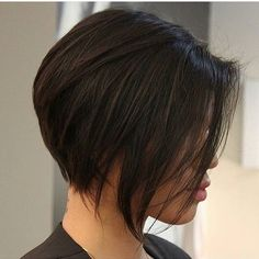 Fine and Stacked with Undercut