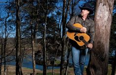 Trace Adkins: After all he's been through, the superstar singer is proud to be here, indeed.