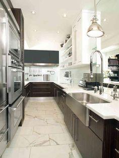 Galley Kitchen Ideas Uk