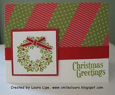 Pretty Wreath Card