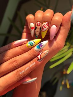 Nails, Beauty, Beleza, Ongles, Finger Nails, Nail, Nail Manicure