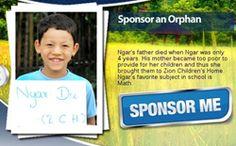 ChristianCharities.info Highlights Orphans