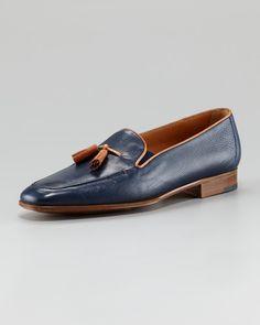 Tassel Slip-On Loafer by Gravati at Neiman Marcus. #NMFallTrends
