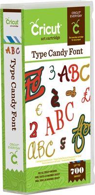 Cricut® Type Candy - Cricut Shop