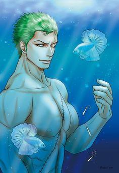 One Piece, Roronoa Zoro