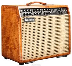 I <3 those fancy Mesa Boogie cabinets.
