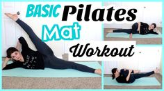 Basic Pilates Mat Workout for Dancers | Kathryn Morgan
