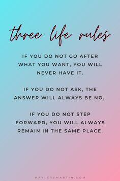Inspirational Quotes - hayleyxmartin