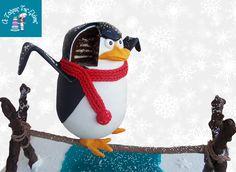 """Gravity Cake.Penguin Of Madagascar """"SKIPPER"""" !!!"""