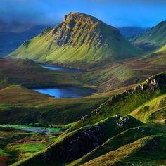 Mountains ☄ #beautiful #nature