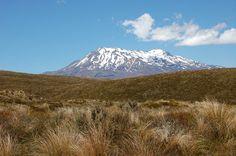 New Zealand, Ruapehu Alert