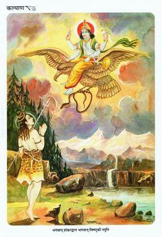 Hindu Cosmos — Shiva Vishnu - Lord Shiva and Lord Vishnu on. Shiva Tandav, Shiva Statue, Shri Hanuman, Durga Puja, Lord Shiva Hd Images, Lord Vishnu Wallpapers, Lord Shiva Family, Krishna Wallpaper, Krishna Art