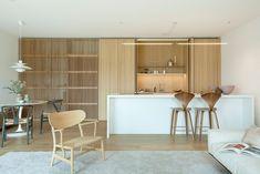 Casa Muji, Small Apartment Interior, Home Interior, Interior Design Kitchen, Maison Muji, Muji Home, Appartement Design, Elegant Kitchens, Japanese Interior