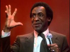 Bill Cosby Stand Up Comedy Chocolate Cake