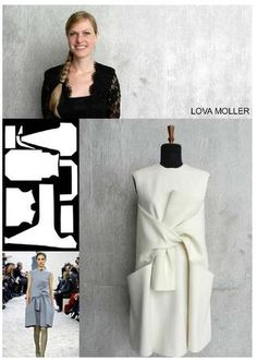INNOVATIVE PATTERN CUTTING FOR GRADUATES + PROFESSIONALS 2013 *Scroll through for designers and their styles with patterns.*
