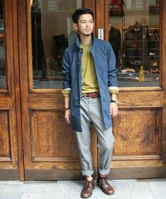 JOURNAL STANDARD 渋谷店|JOURNAL STANDARD 渋谷店 スタッフさんのステンカラーコートを使ったコーディネート - ZOZOTOWN