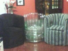 sillas de botellas recicladas - Buscar con Google