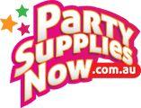 Party Supplies Now .com.au - Logo