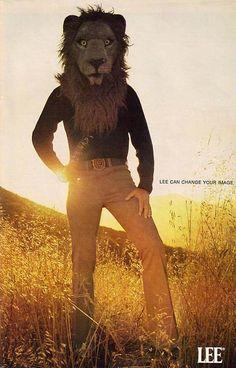 Lee pants 1971