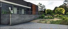 ECO Tuinarchitectengroep | 3D projecten | Tuinontwerp Vlaams-Brabant
